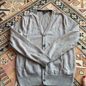 Men's Gap Merino Wool Cardigan